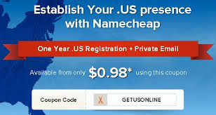 Namecheap and 1and1 promotional price this month of summer