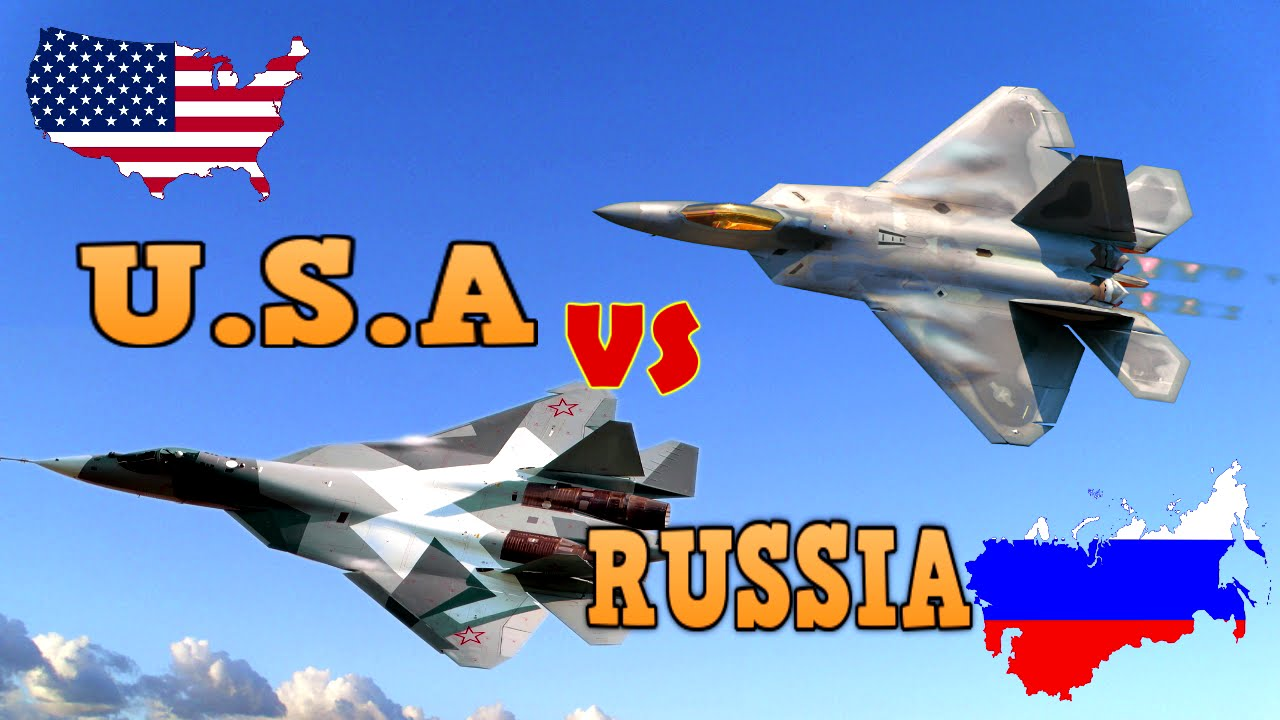 russian and US jets short distances