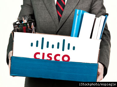 Cisco plan to downsizes 4000 jobs