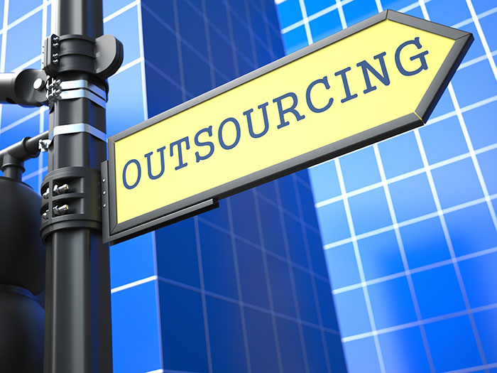 Leveraging outsourcing to the 3rd world country