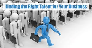 Human Resources are useful in finding your talents