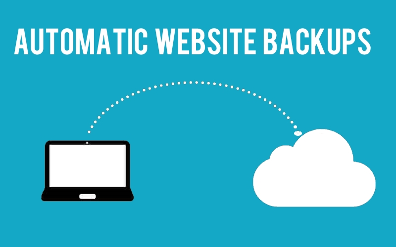 5 plan to backup your website