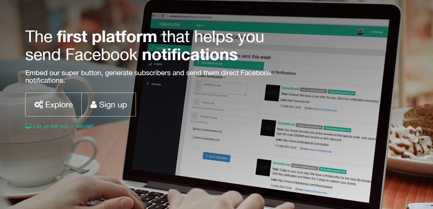 Using embedsocial in your website