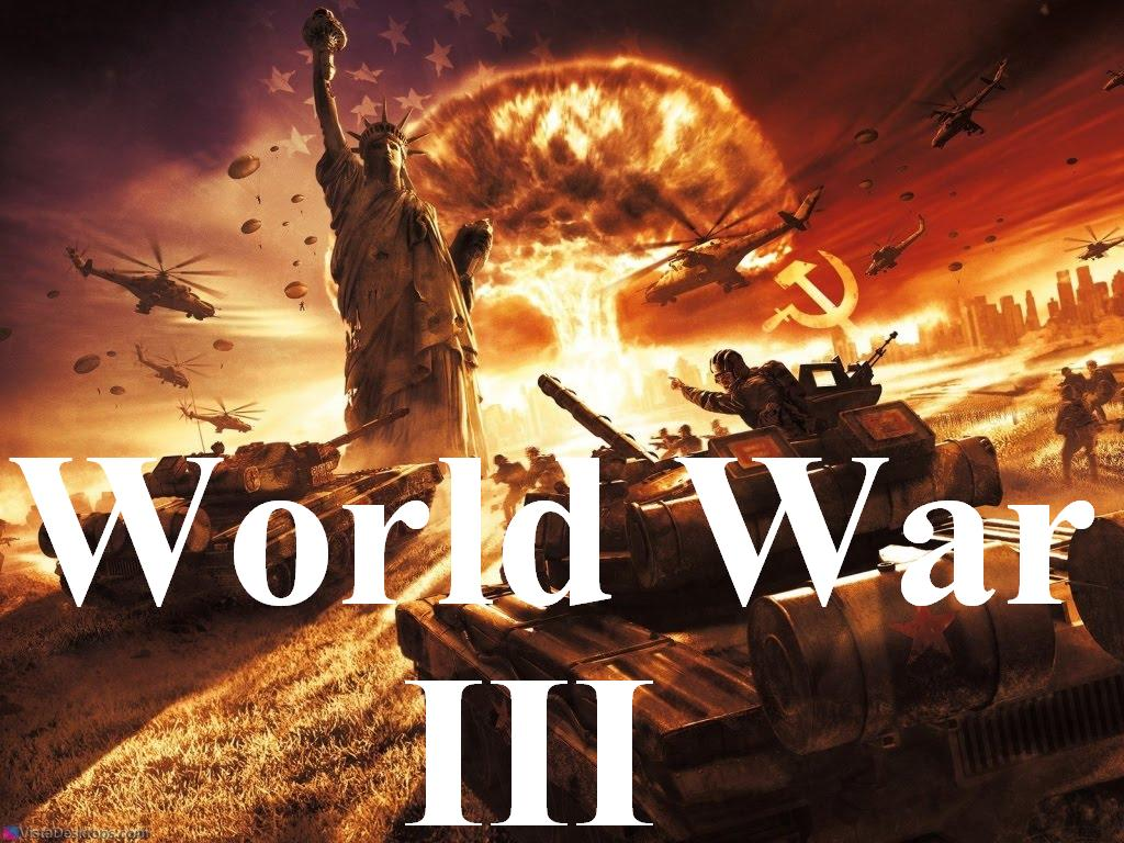 Countries are pushing for a world war 3 solutions.