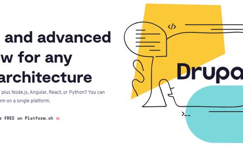 Development for your drupal starts in Platformsh