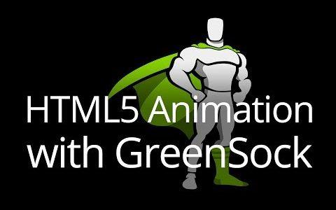 Dev tools using javascript greensock